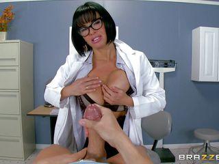 Женский доктор порно