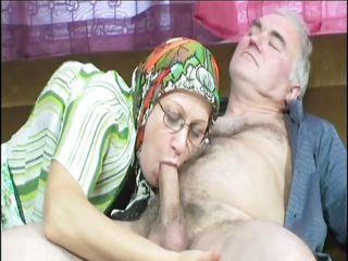 Кончают на лицо бабушкам